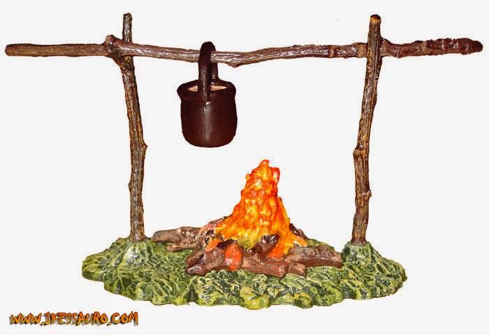 Papo Firecamp