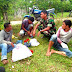 Kunjungi Desa Binaan, Babinsa Desa Angan Dengarkan Keluhan Para Petani