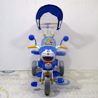 doraemon official licensed baby tricycle