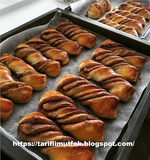 Burgulu Haşhaşlı Çörek