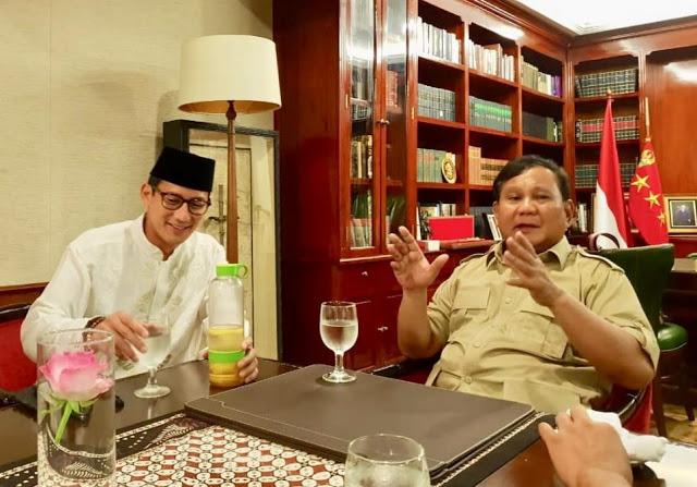 Elektabilitasnya Terbang Tinggi, Prabowo akan Memberikan yang Terbaik Bagi Rakyat