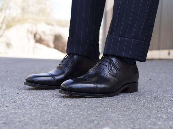 Chọn giày da nam như thế nào cho anh chàng chân to