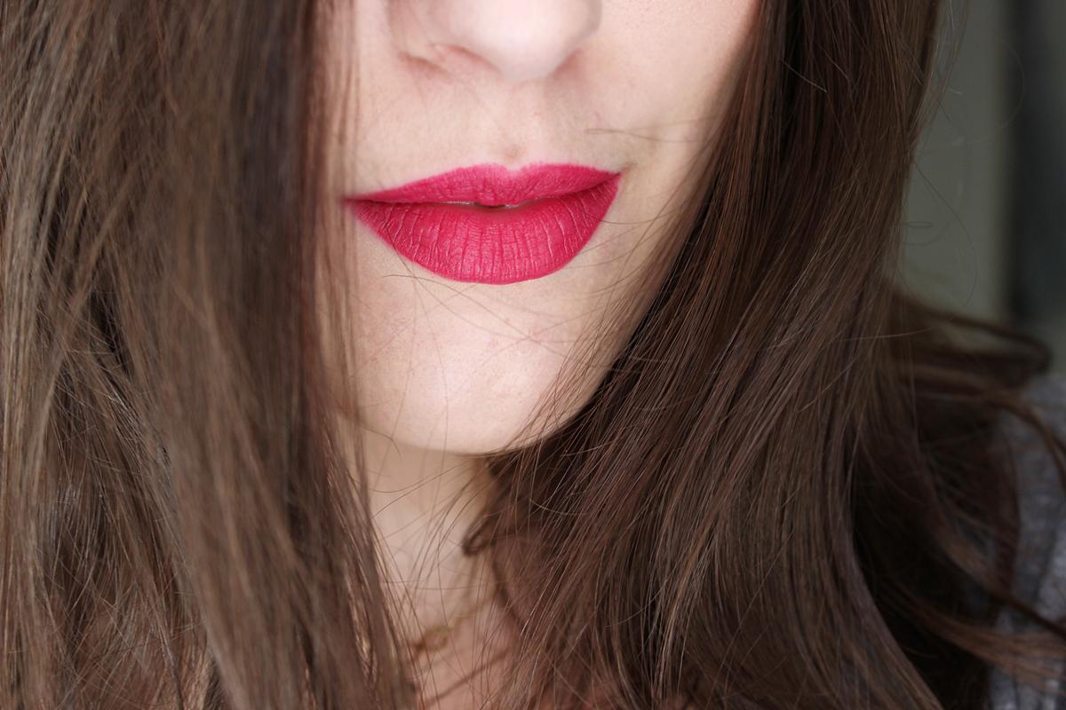705 - Fuschia Rhapsody DR IRENA ERIS PROVOKE LIQUID MATT LIP TINT NA USTACH 2