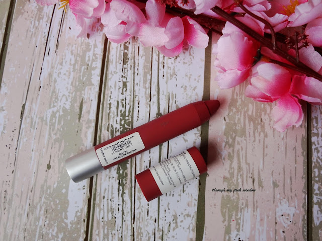 Revlon Colorburst Matte Lip Balm in Sultry: Review, Swatch and LOTD
