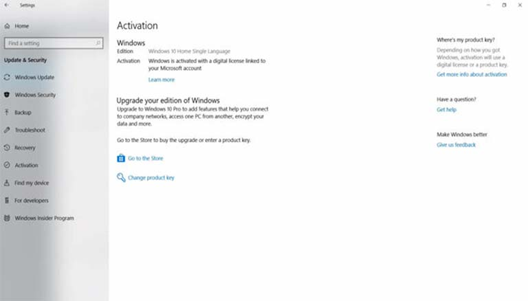 Microsoft Sedang Mencari Solusi Untuk Pemulihan Aktivasi Windows 10