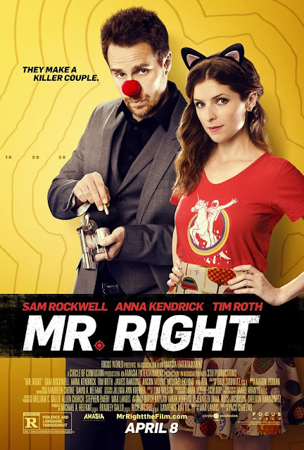 Mr. Right (2016) ταινιες online seires oipeirates greek subs