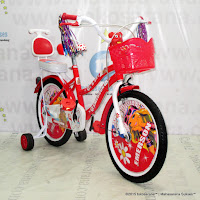 18 Emerson EM227 Girl Mini Kids Bike