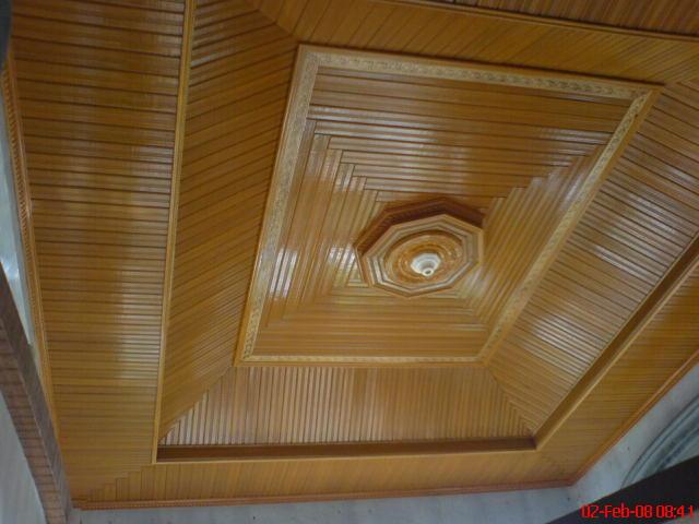 BUNDA PROFIL Jasa pemasangan plafon kayu