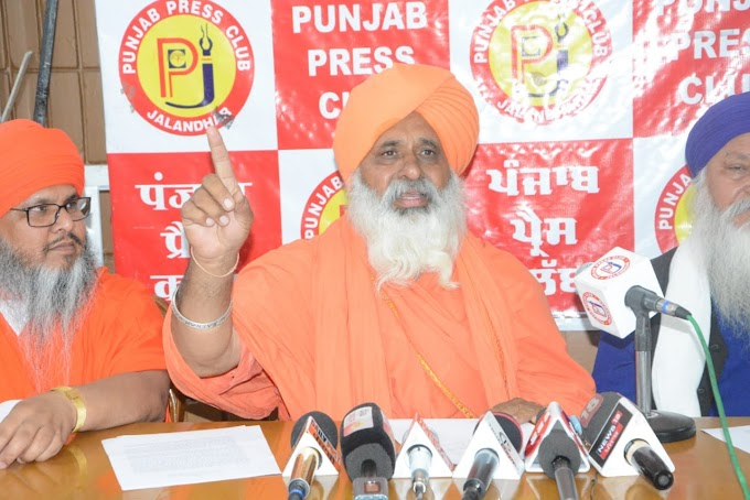 Why Environment and Water pollution not an election issue in Lok Sabha campaign:- Sant Seechewal