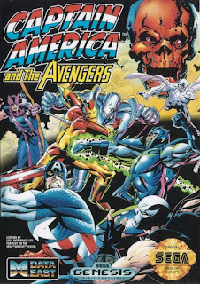 Descargar Captain America and the Avengers