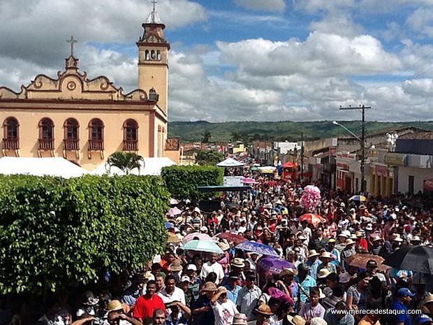 Romaria de Frei Damião, em São Joaquim do Monte, não será realizada em 2017