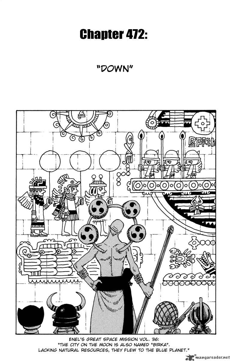 One Piece 472