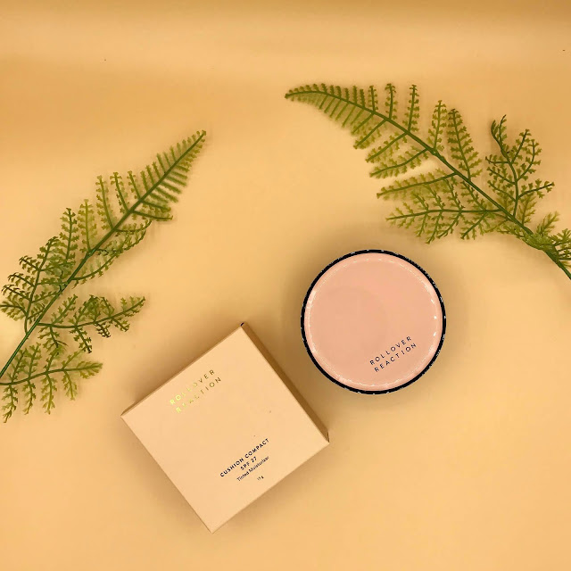 CUSHION COMPACT TINTED MOISTURIZER BY ROLLOVER REACTION (REVIEW) BAGUS GAK?