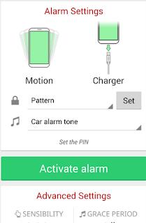تطبيقي خرافي حصل على 5 نجوم لتنبيهك من أي متطفل يلمس هاتفك بدون اذنك