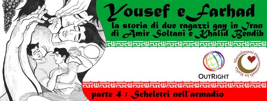 Fumetti - Scheletri nell'armadio (Yousef e Farhad 4)