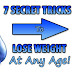 7 SECRET TRICKS TO LOSE WEIGHT AT ANY AGE!