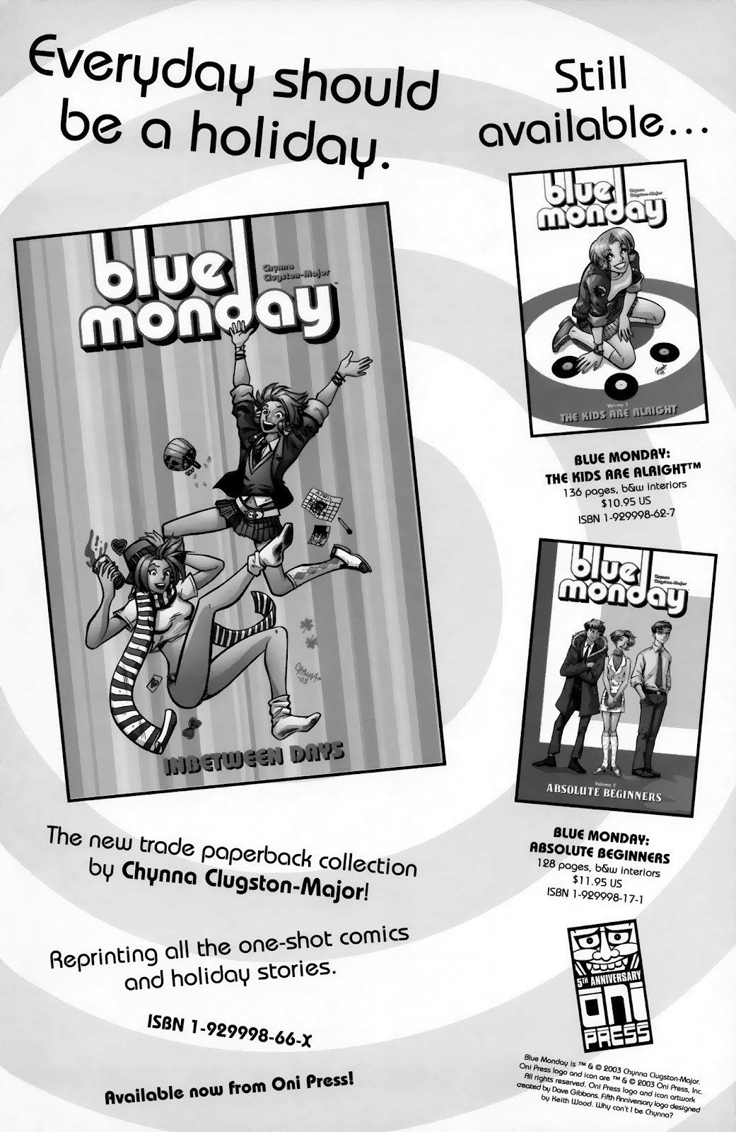 Read online Blue Monday: Painted Moon comic -  Issue #4 - 31