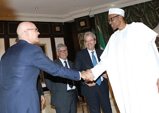 Nigeria to strengthen cooperation with Italy on justice reforms - AGF