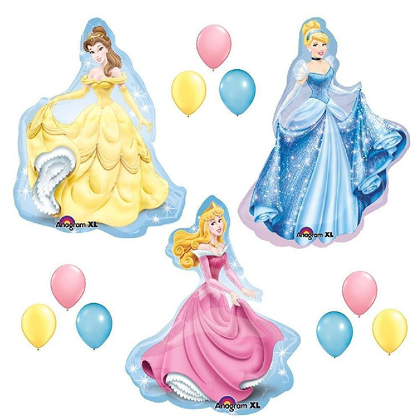 Disney Princess Balloon Set