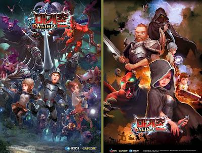 Ghost' n Goblins (magyecho) Online - poster