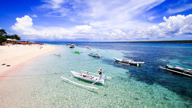 Wisata Pulau Liukang Loe Bulukumba