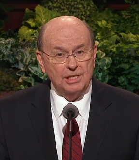 Elder Quinten L. Cook, General Conference, April 2017