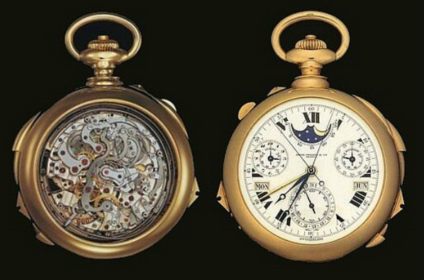 Patek philippe henry graves supercompilation