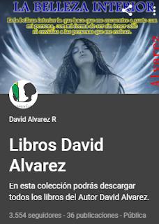 Colección libros david alvarez
