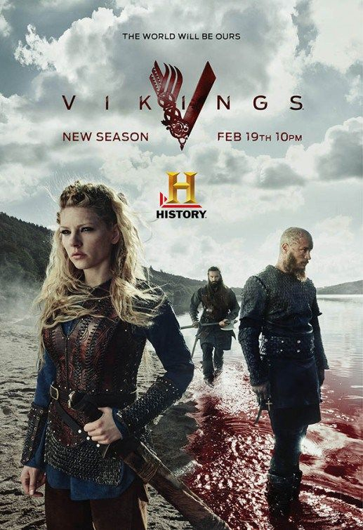 Huyền Thoại Vikings Phần 3 - Vikings Season 3 (2015)