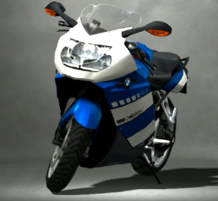 BMW Motorrad K1200S 2005