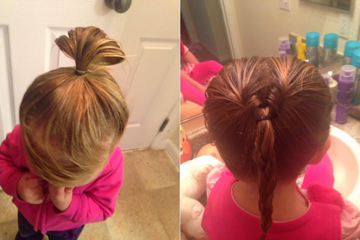 single dad daughters ponytail  beauty school-2