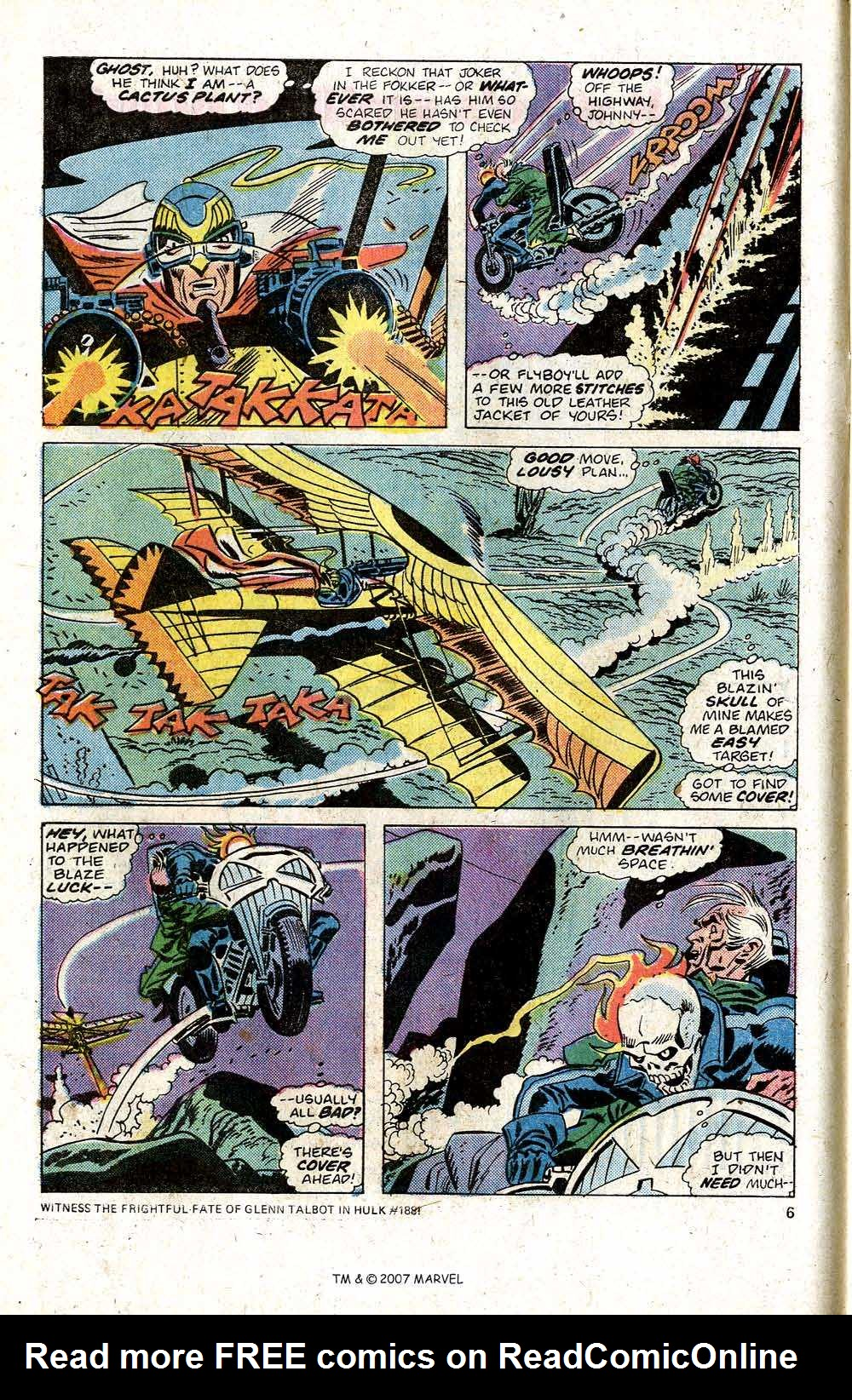 Ghost Rider (1973) Issue #12 #12 - English 8