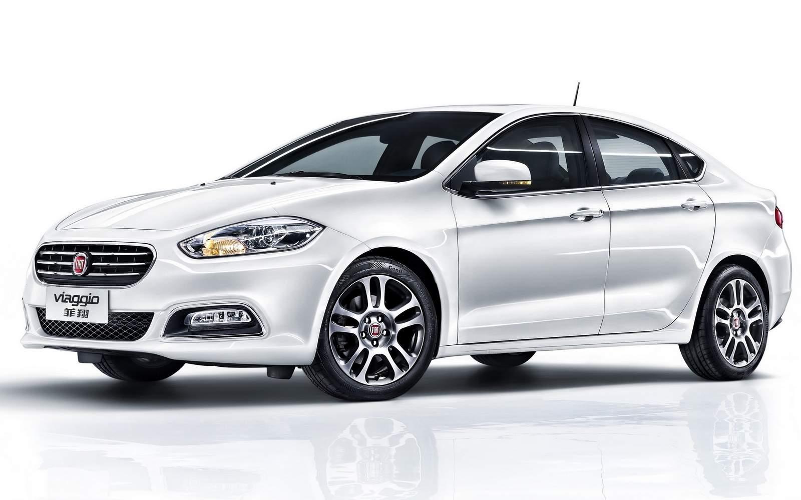 Fiat Viaggio Chega Ao Brasil Em 2015 Montado Em Ckd Car