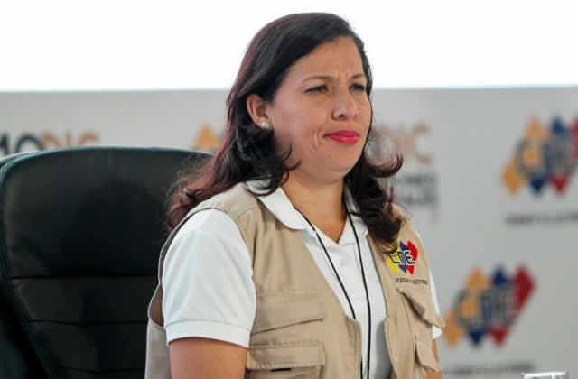 Tania D' Amelio: Partidos podrán inscribirse ante el CNE entre el 11 y 26 de julio