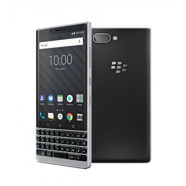 مواصفات وسعر هاتف BlackBerry KEY2 بالصور