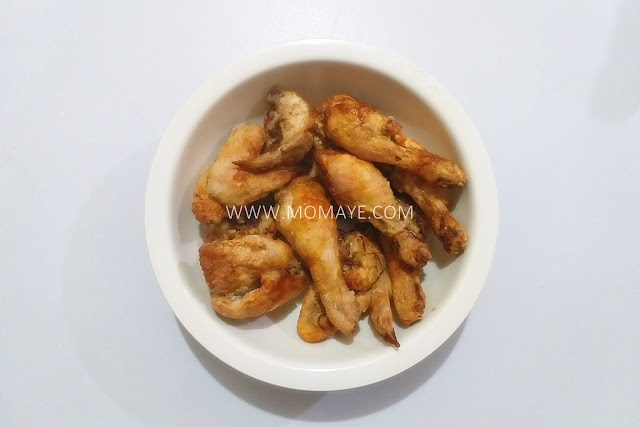 Philips Airfryer, Momaye Cooks, kitchen appliances, food, air fry food, air fryer, kitchen gadget, airfried chicken