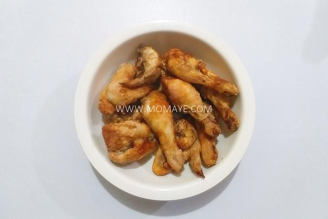 Philips Airfryer, Momaye Cooks, kitchen appliances, food, air fry food, air fryer, kitchen gadget, airfried chicken