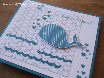 Oh, Whale! Twitterpated, Stampin' Up!