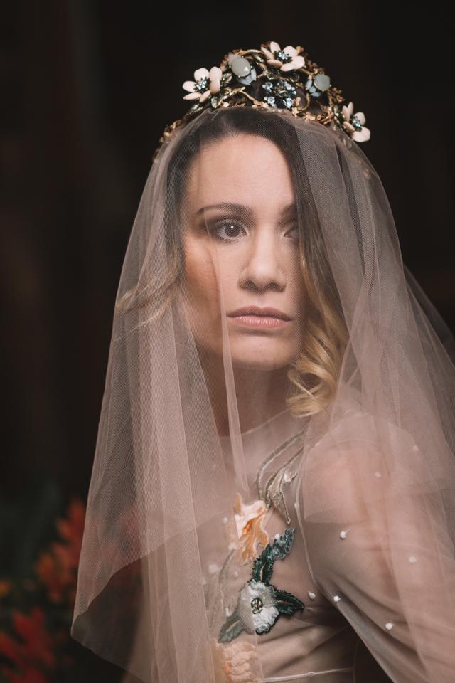editorial la novia del palomar - armony gijon maquillaje novia