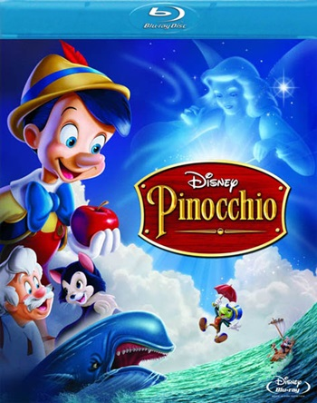 Pinocchio 1080p HD Latino Dual