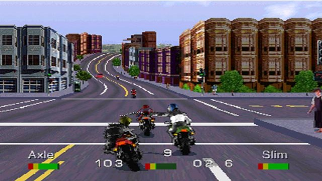 Download Road Rash PC Gameplay