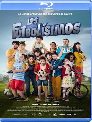 Los Futbolísimos [2018] [BD25] [SPANISH]
