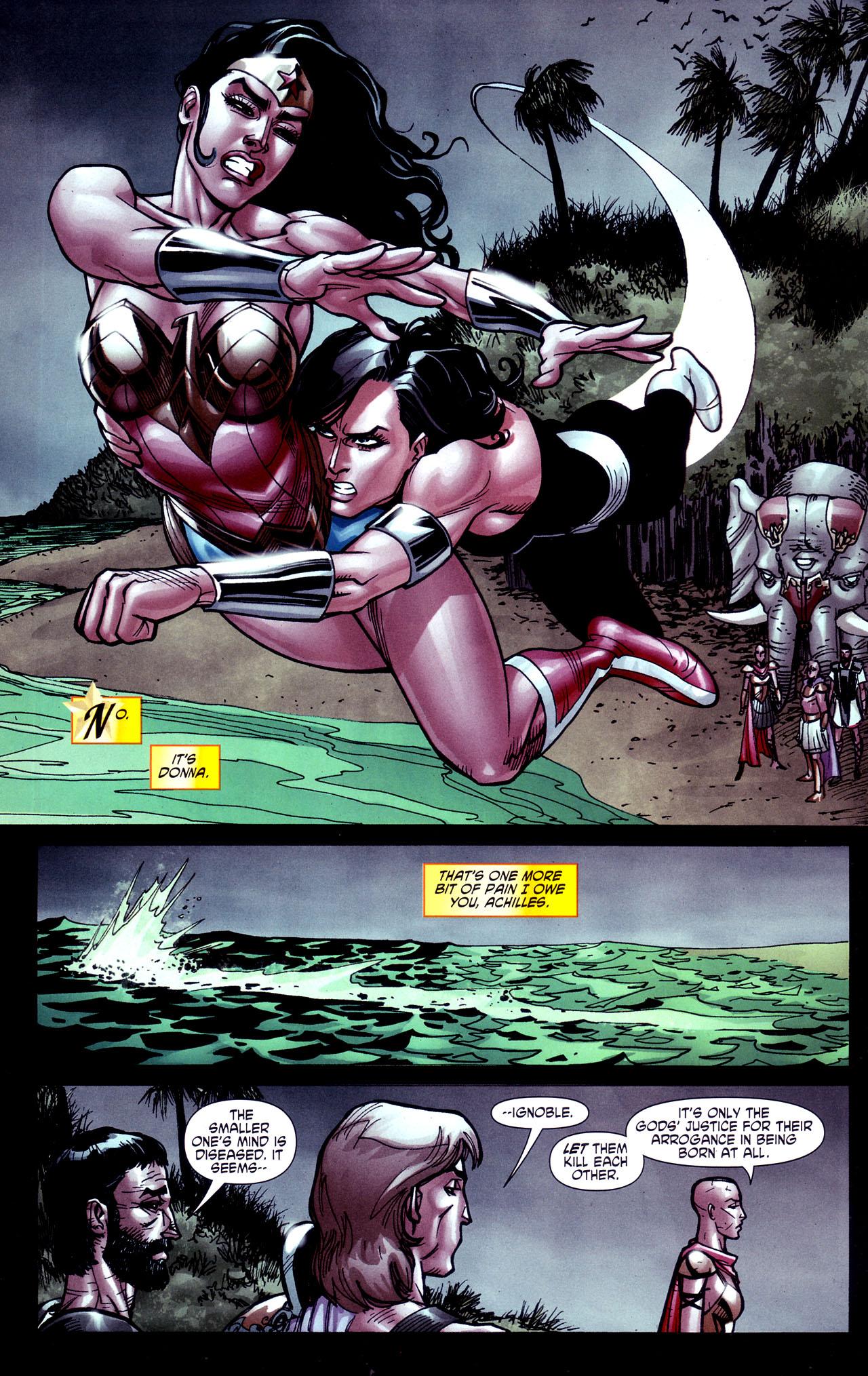 Read online Wonder Woman (2006) comic -  Issue #37 - 17