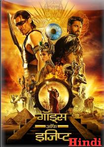 Gods of Egypt (2016) BRRip 720p Hindi Dubbed 1GB