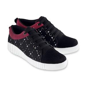 Golfer 1173 Sepatu Sneakers Wanita