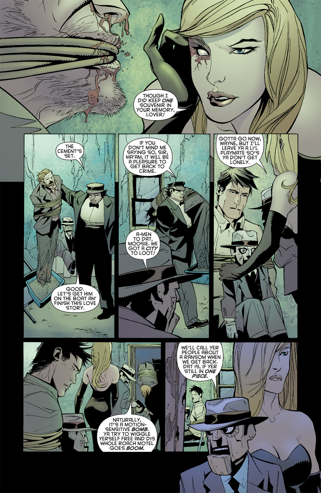 Detective Comics (1937) 844 Page 13