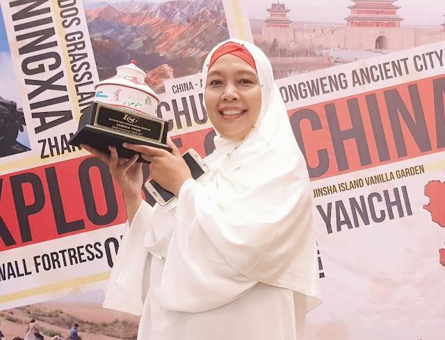 Cheria award