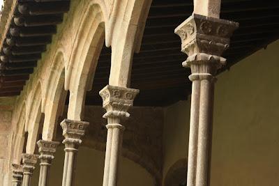 Cloister of Sant Joan de les Abadesses monastery