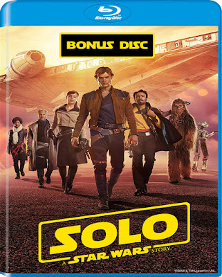 Solo A Star Wars Story [BONUS DISC]