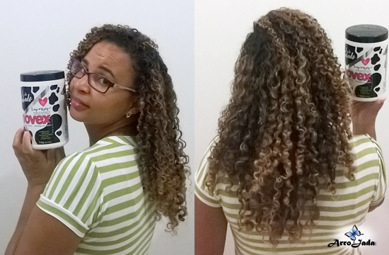 Creme de Tratamento Novex É do Babado! By Evelyn Regly